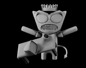 3D Demon Rage