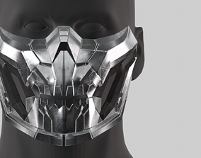 Taskmaster Mask Printable diy