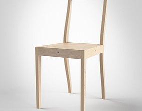 3D model Ply-Chair by Jasper Morrison