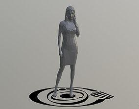 3D model Human 078 LP R