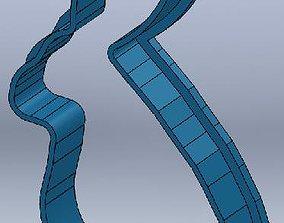 3D print model Rabit Dad Ester cookie cutter