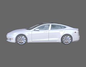 Tesla Model S 3D Model