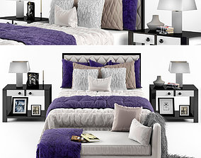 3D model Luxurious Master Bedroom Decor