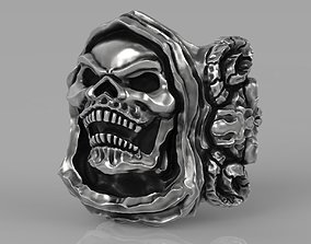 RING SKELETOR 3D printable model