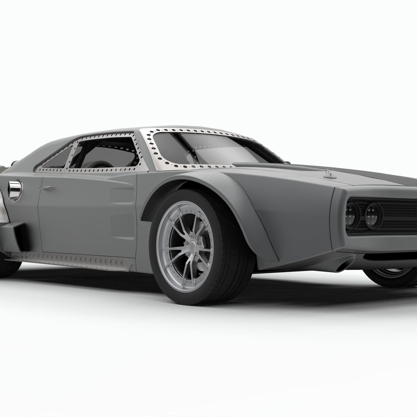 Dom's Ice Charger from Fast 8