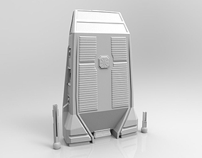 3D print model Spaceship Astral Platypus Series A