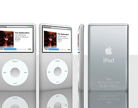 Apple iPod 3D