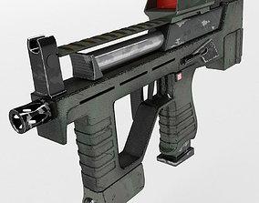 3D Submachine Gun PP-2007