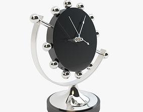 Global Views - Axis Clock 3D