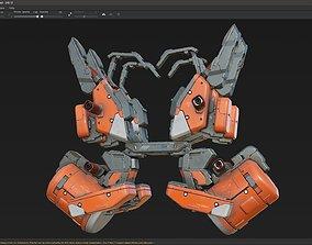 3D scifi-model540