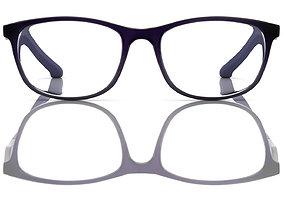 Eyeglasses for Men and Women 3D printable model seeing