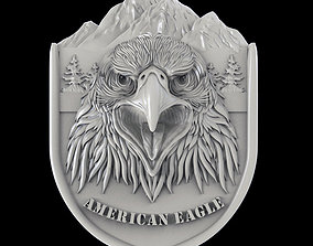 3D print model America Eagle