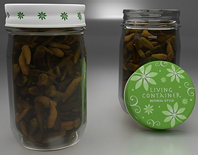 Pickled Chillies 3D model