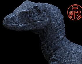 Velociraptor Blue for 3Dprint