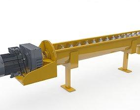 Screw Conveyor 3D model