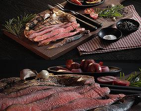 Steak 3D PBR