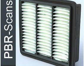 3D asset Wix Ait Filter Low SM