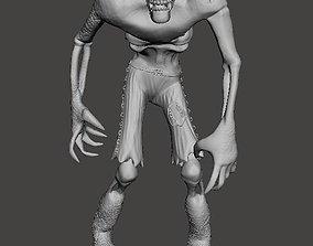 dayz 3D print model Zombie