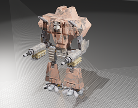 Follen Titan 3D model
