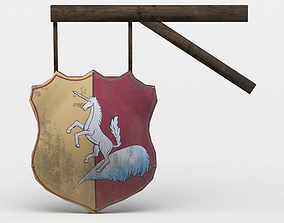 Emblem 3D model
