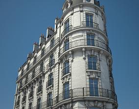 Old Building XIII 3D model