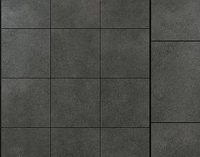 Yurtbay Seramik Lupus Anthracite 450x450 3D