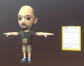 3D asset Coach