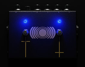 3D music Earthquaker Devices Life Pedal