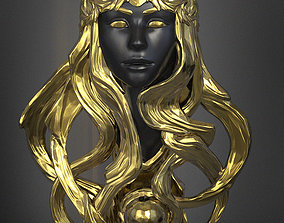 Tadema pendant 3D printable model