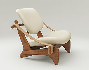 3D model Jumbo 174 armchair