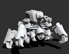 Renegade Battle Crab 3D print model