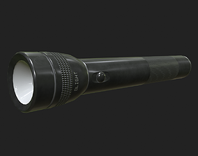 Flashlight 3D model