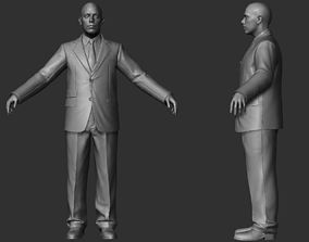 suit zbrush raw file 3D
