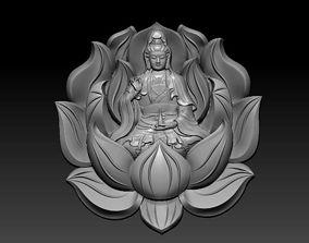 Kwanyin 3D printable model