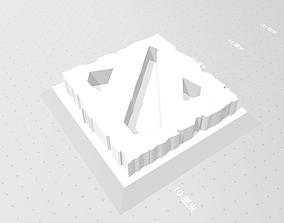 dota2 3D print model