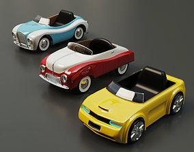 3D kids cars