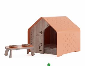 3D Weelywally Sydney pet house