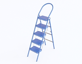 3D model Stepladder