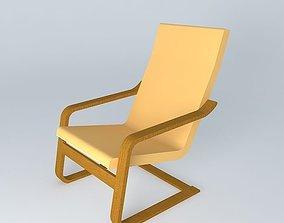 JYSK chair 3D model