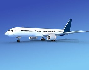 Boeing 757-200 Corporate 5 3D