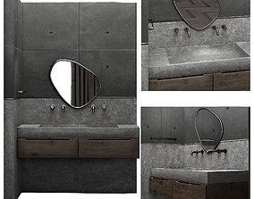 3D model bathroom001