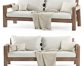 3D model Lars couch by Piet Boon