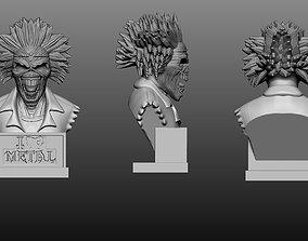 3D printable model Eddie do Iron Maiden