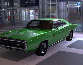 Dodge Charger 1970 3D model