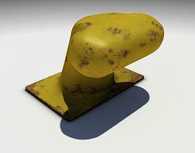 3D Bollard