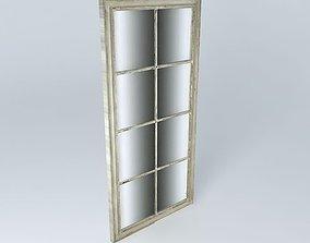 EMILIEN mirror houses the world 3D model