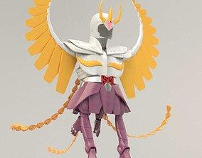 3D Ikki Phoenix Cloth - Saint Seiya -