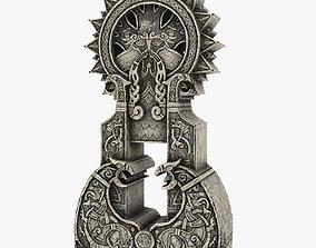 Celtic Idol 4 3D model