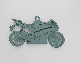 3D printable model Yamaha pendant