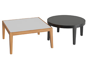 3D Bond Coffee Table